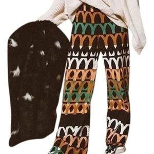 Highwaist trousers